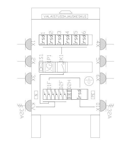 valaistusohjauskeskus-vokki-basic-kaavio