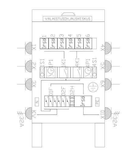 valaistusohjauskeskus-vokki-premium-kaavio