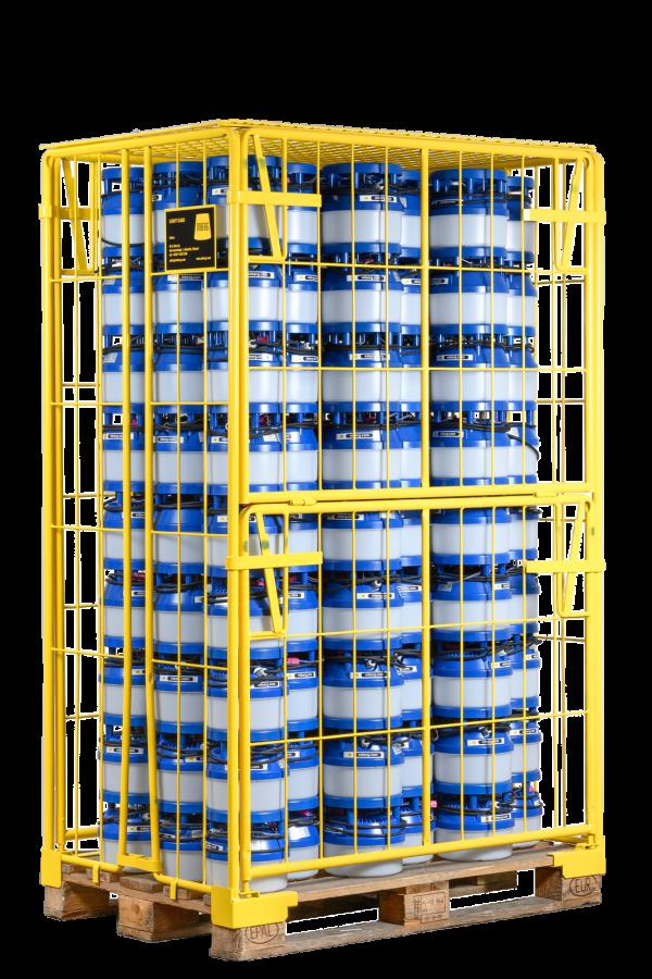 Valohäkki EL Cage